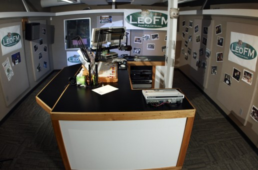 Watch DJ's live in the studio with our webcam