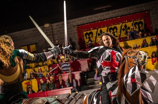 Congratulations to our Medieval Times Winners!